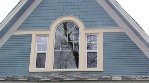 Arch Picture Window